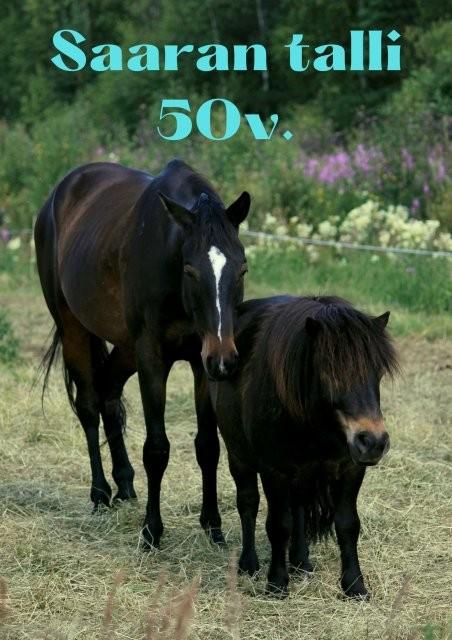 Saaran talli 50v.(2)